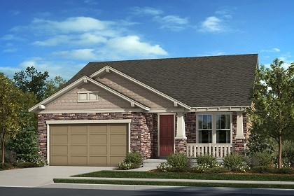New Homes in Thornton, CO - The Boxelder - Elevation C