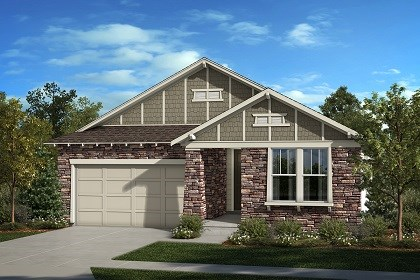 New Homes in Thornton, CO - The Juniper - Elevation C