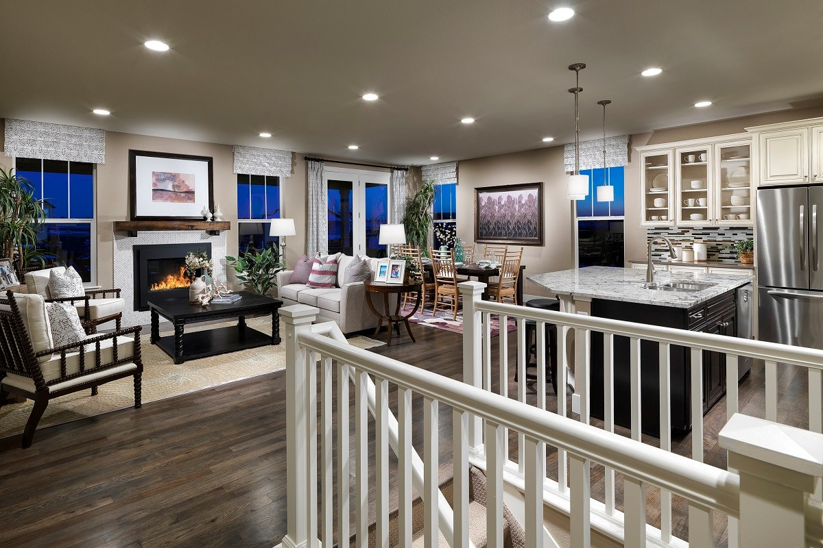 new homes for sale in thornton, co - trailside patio homes by kb home - Patio Home Designs