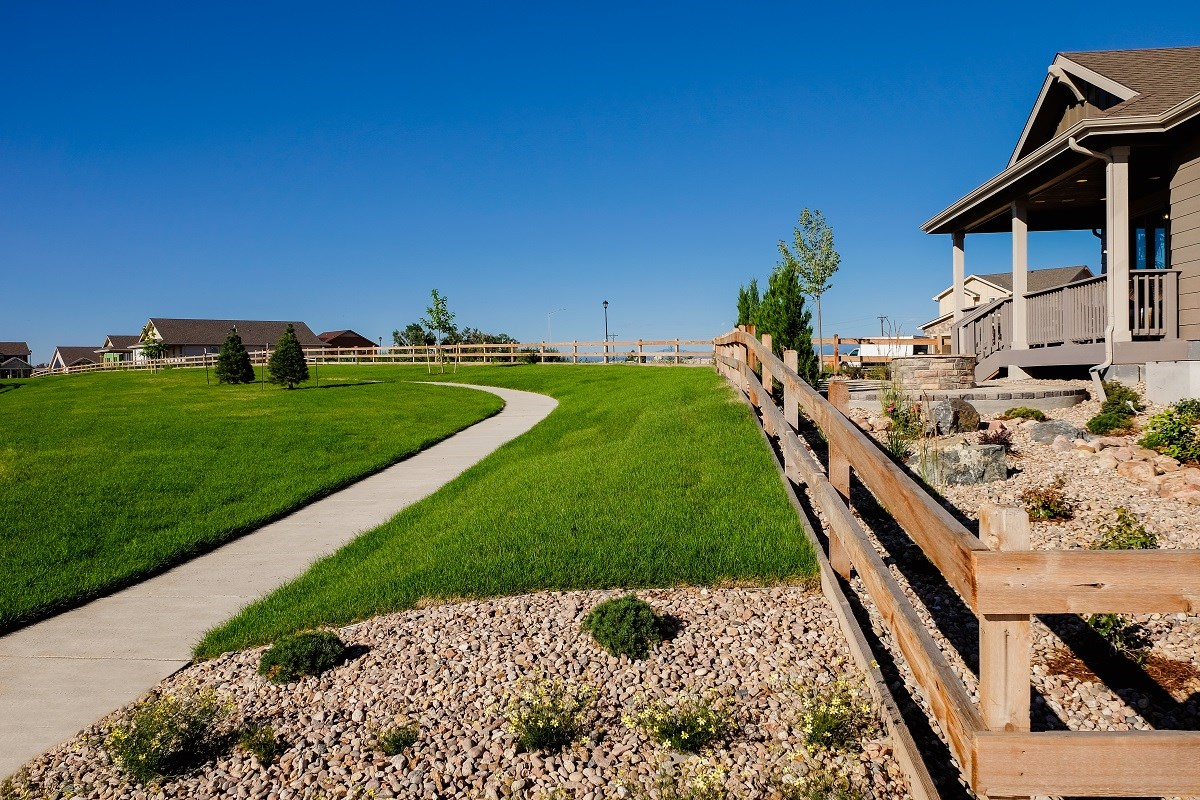 New Homes For Sale In Thornton CO Trailside Patio Homes By KB Home - Patio homes austin tx
