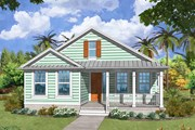 New Homes in Palm Coast, FL - The Fairview