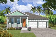New Homes in Palm Coast, FL - The Parker