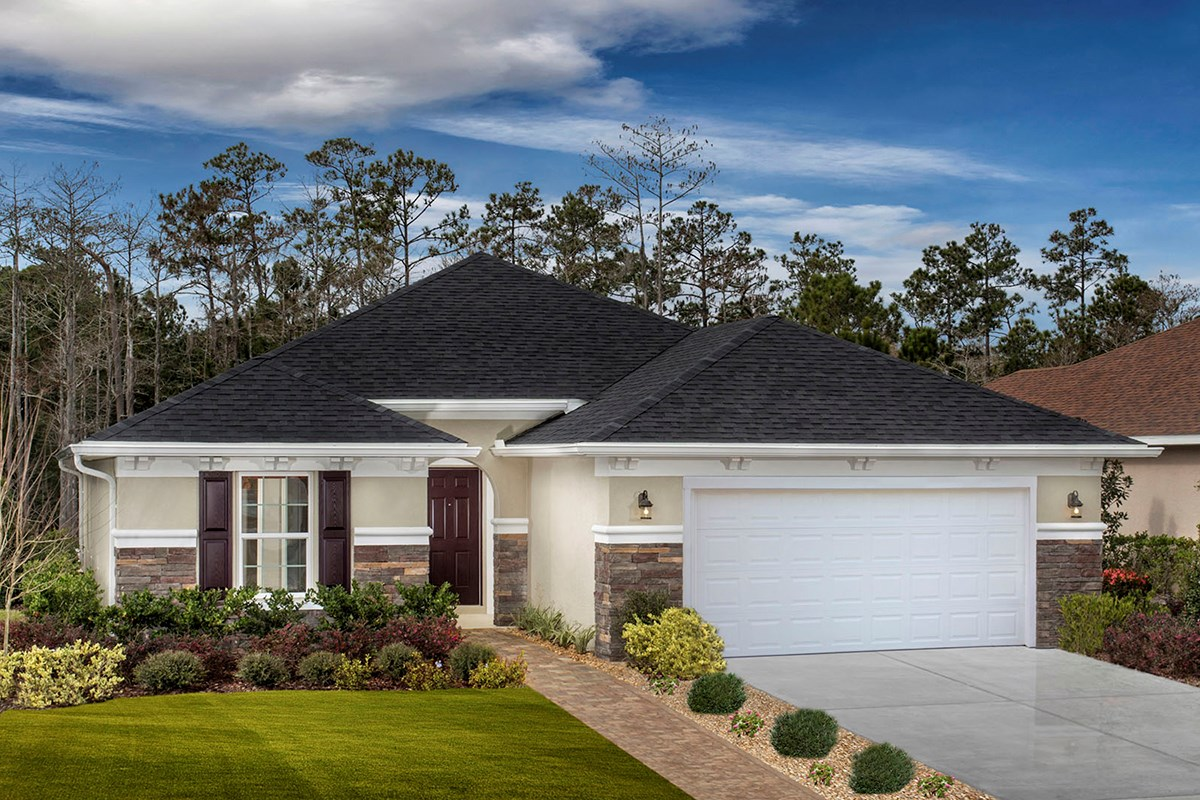 New homes for sale in ormond beach fl cypress place for The oakmont