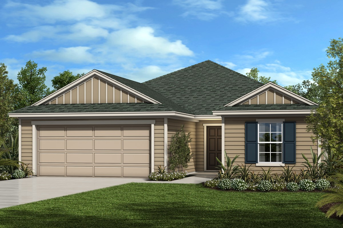 New Homes in Palm Coast, FL - Las Casitas The Sullivan