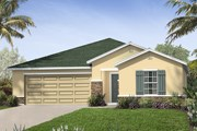 New Homes in Clay County, FL - The Henley