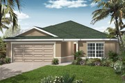 New Homes in Clay County, FL - The Stockbridge