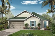 New Homes in Clay County, FL - The Portland
