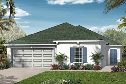 New Homes in Clay County, FL - Italianate