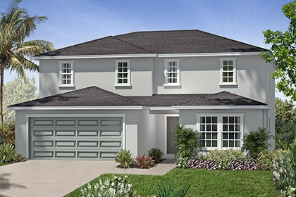 New Homes in Clay County, FL - Traditional