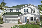 New Homes in Clay County, FL - The Cypress