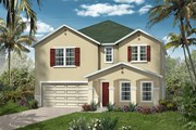 New Homes in Clay County, FL - The Carrington Modeled
