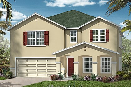 New Homes in Jacksonville, FL - Elevation C