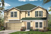 New Homes in Jacksonville, FL - The Carrington