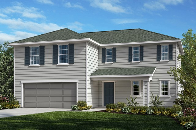 New Homes in Ormond Beach, FL - Colonial
