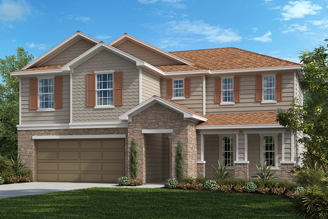 New Homes in Ormond Beach, FL - Shingle