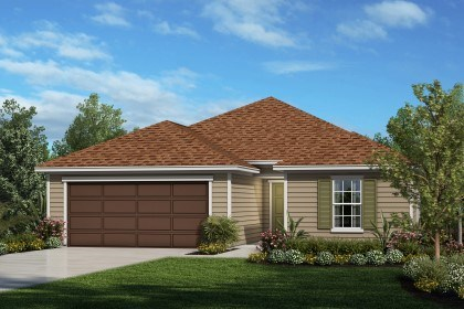 New Homes in Jacksonville, FL - Colonial