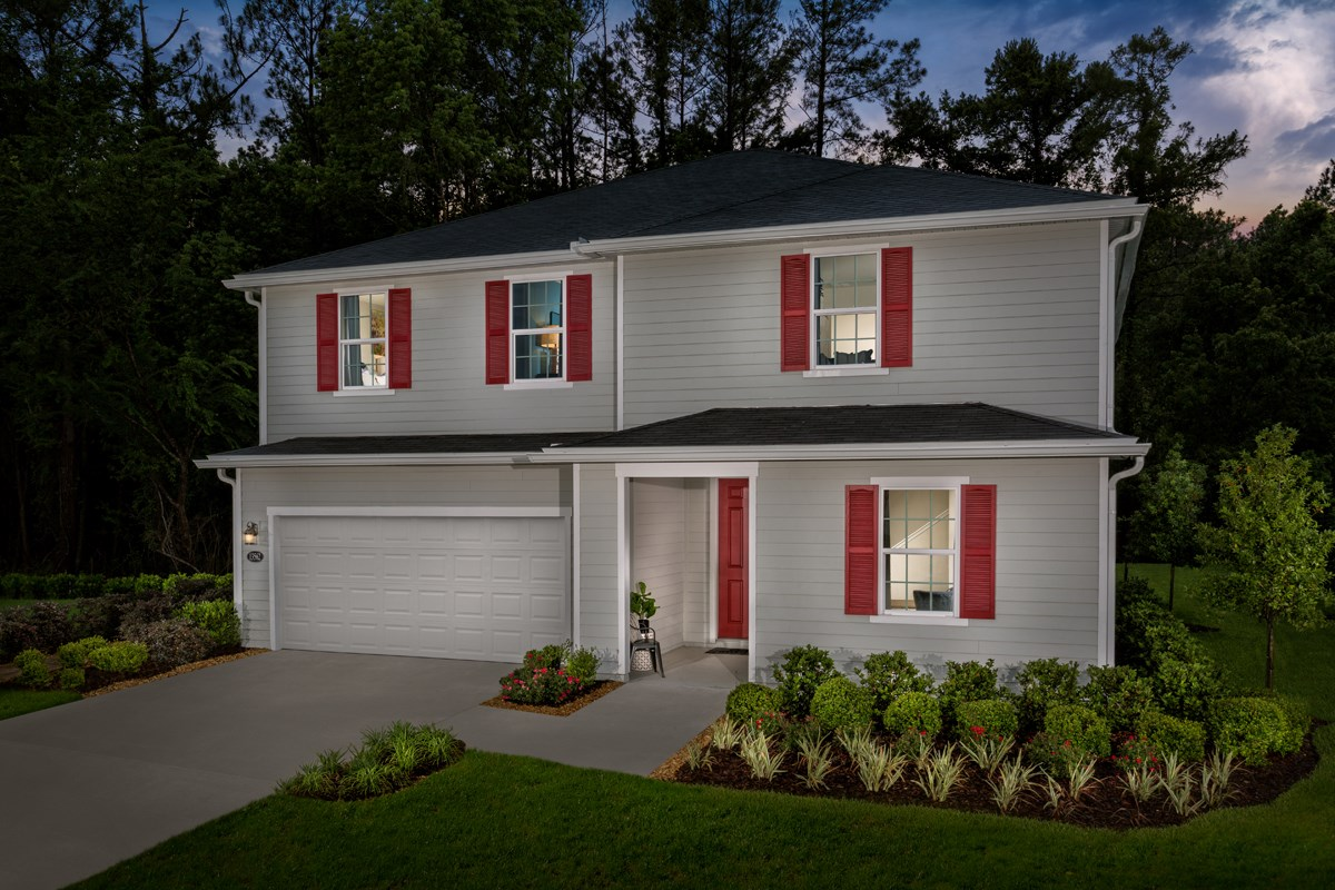 New Homes in Jacksonville, FL - Avery Park The Camden