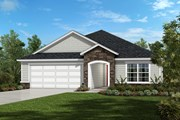 New Homes in Jacksonville, FL - The Hayden Modeled