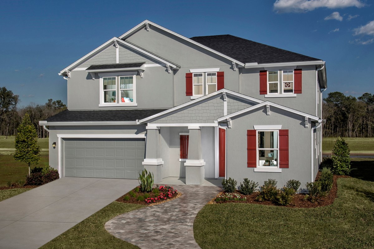 New Homes in Jacksonville, FL - Bartram Creek - Executive Series The Laurel
