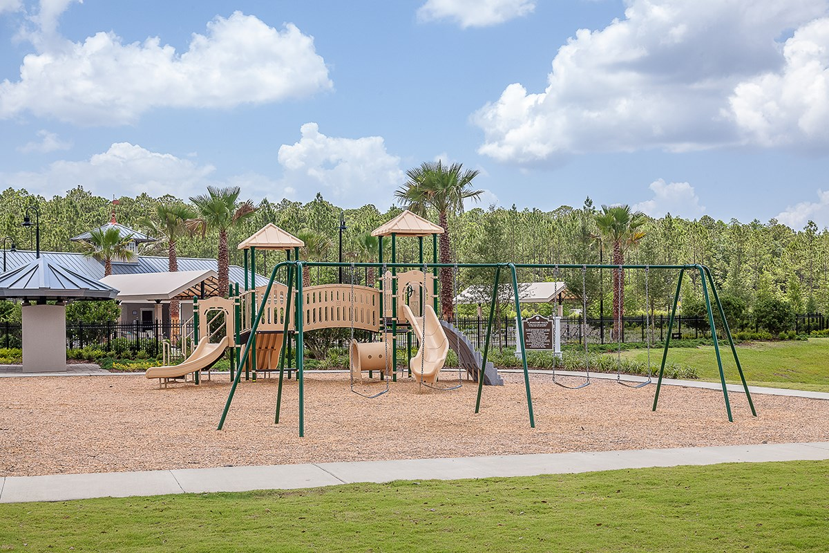 New Homes in Jacksonville, FL - Bartram Creek - Classic Series Playground