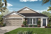 New Homes in Jacksonville, FL - The Holbrook