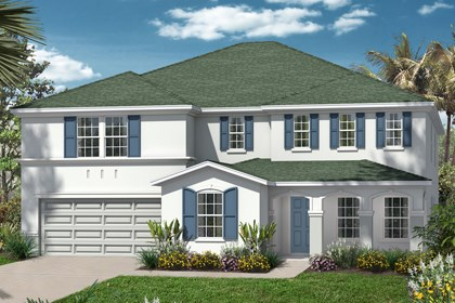 New Homes in Jacksonville, FL - Italiante