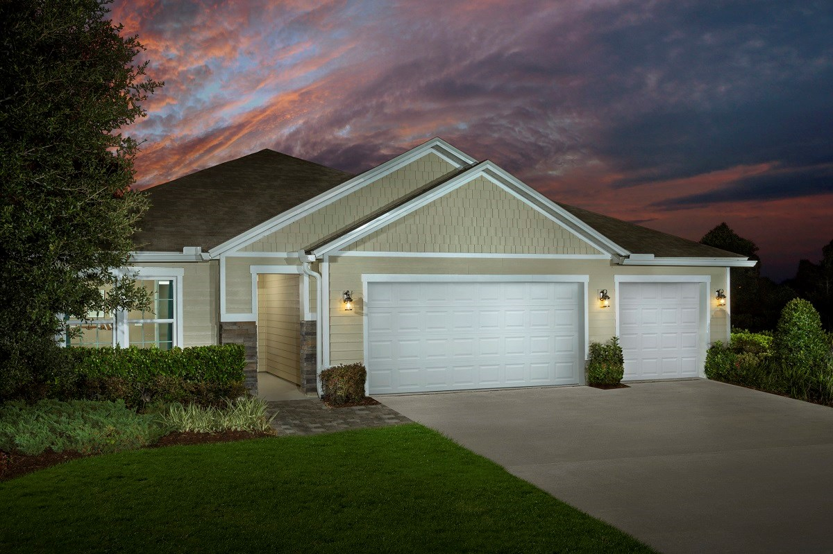 New Homes in Jacksonville, FL - Bartram Creek - Executive Series The Stockbridge