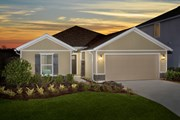 New Homes in Jacksonville, FL - The Captiva Modeled