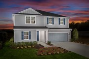 New Homes in Jacksonville, FL - The Camden Modeled
