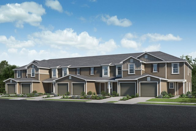 New Homes in Jacksonville, FL - 6-Plex
