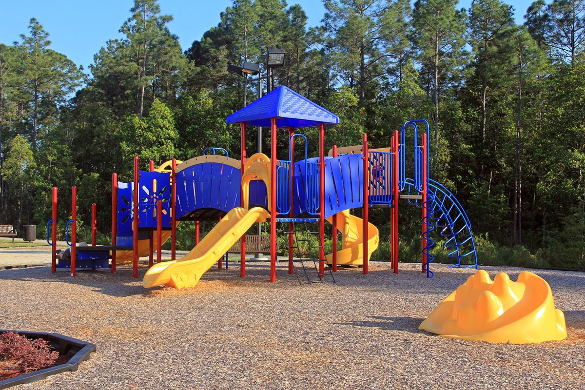 New Homes in Orange Park, FL - Forest Hammock at Oakleaf Plantation Playground