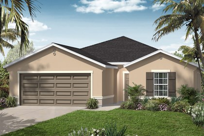New Homes in Orange Park , FL - Spanish