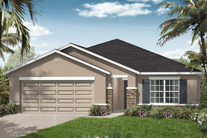 New Homes in Orange Park , FL - Tuscan
