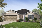 New Homes in Orange Park , FL - The Captiva Modeled