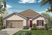 New Homes in Orange Park , FL - The Hayden