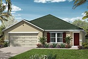 New Homes in Orange Park , FL - The Holbrook