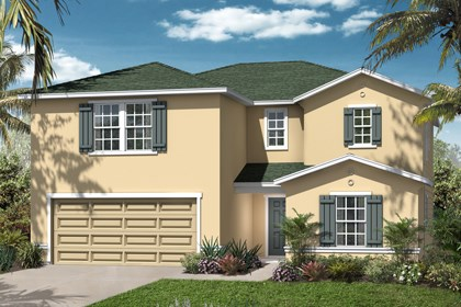 New Homes in Orange Park , FL - Italianate