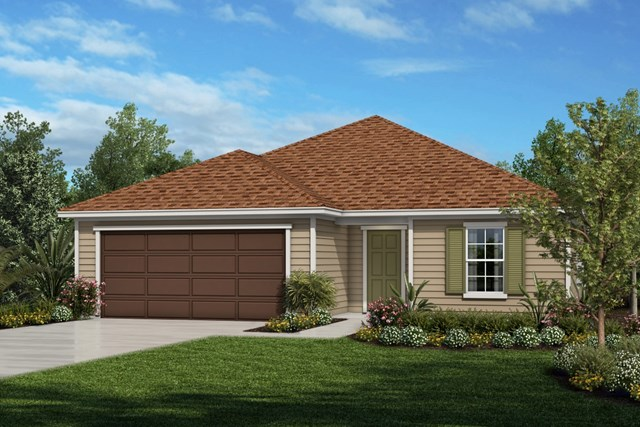 New Homes in Orange Park, FL - Colonial