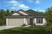 New Homes in Orange Park , FL - The Lennon