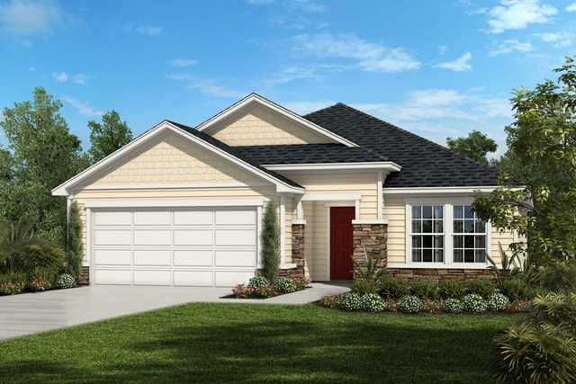 New Homes in Orange Park, FL - Shingle