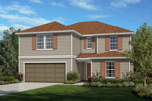 New Homes in Orange Park , FL - Colonial