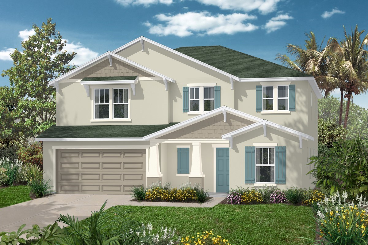 New Homes in St. Johns, FL - The Reserve at Glen St. Johns 3065B