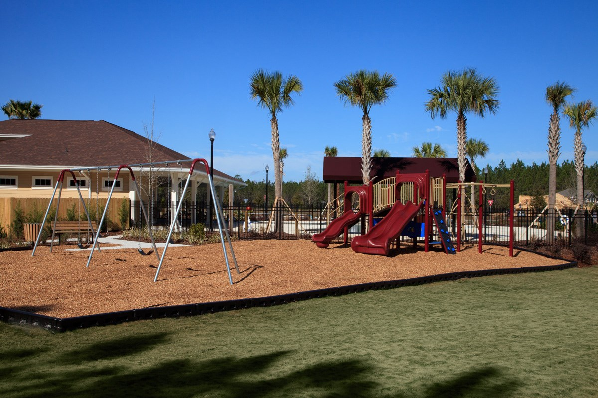New Homes in St. Johns, FL - The Reserve at Glen St. Johns Playground
