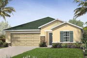 New Homes in Jacksonville, FL - The Henley