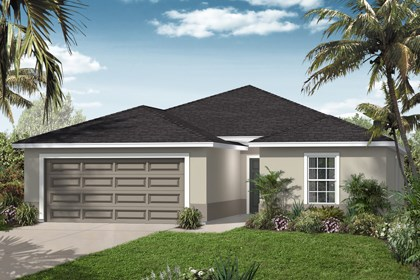 New Homes in Jacksonville, FL - Traditional