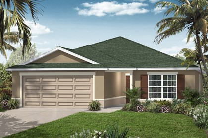 New Homes in Jacksonville, FL - Italianate