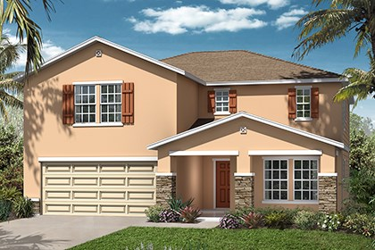 New Homes in Jacksonville, FL - Tuscan