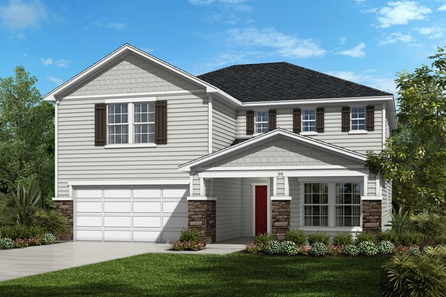 New Homes in St. Johns, FL - Shingle