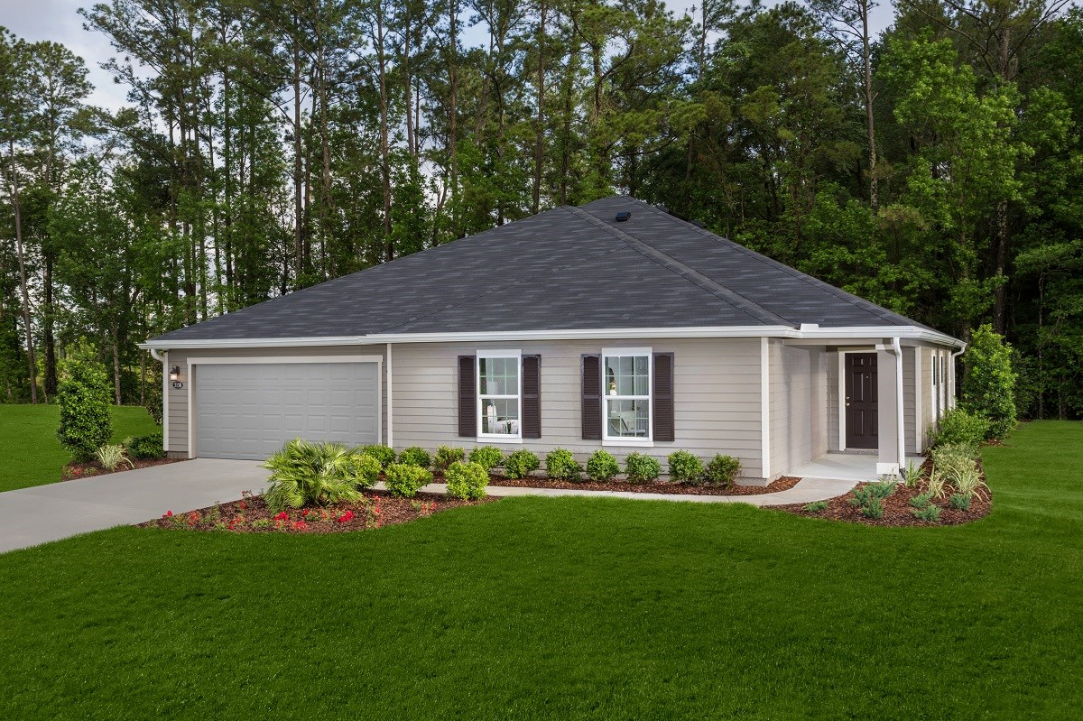 New Homes For Sale in Jacksonville, FL by KB Home