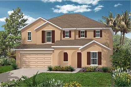 New Homes in Jacksonville, FL - Spanish